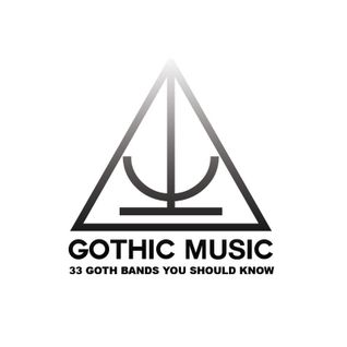 Gothic Rock Radio Show EP02 - 33 Goth Bands You Should Know