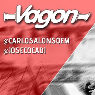 """Carlos Alonso & José Coca - Directo @ """"El Vagón"""" (Apertura, 26/06/14)"""