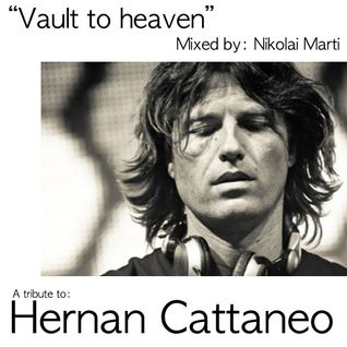 Nikolai Marti - January 2012 'vault to heaven' Tribute to Hernan Cattaneo