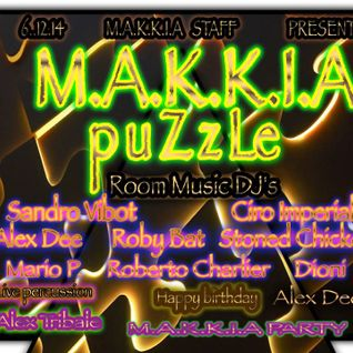 Alex Dee Dj Since1994 - M.a.k.k.i.a - PuzZle Party