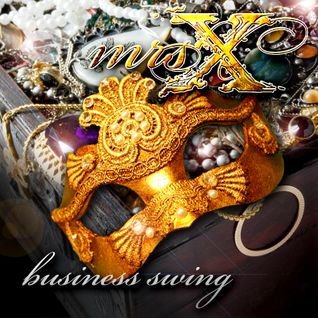 Mrs. X Business swing shiny star mix