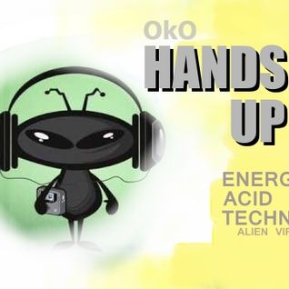 HANDS UP 2013 ENERGY ACID TECHNO