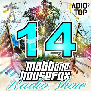 MATT THE HOUSE FOX radio show @ clubvibez EPISODE 014