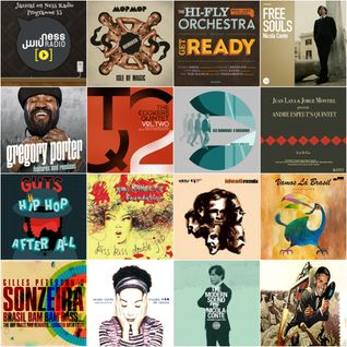 Jazzcat on Ness Radio - Programme 13 (06/05/2015)