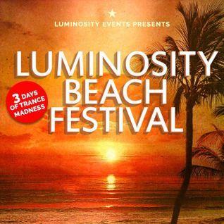 Ferry Tayle live @ Luminosity Beach Festival 2015 (Beachclub Fuel, Bloemendaal aan Zee)