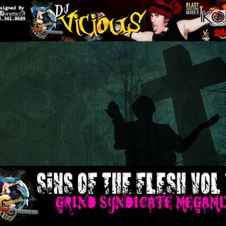 DJ Vicious-Sins Of The Flesh