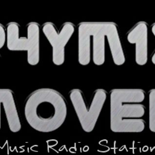 R4YM1X - THE MOVEMENT - Live @ HouseMusicRadioStation April 4th 2015