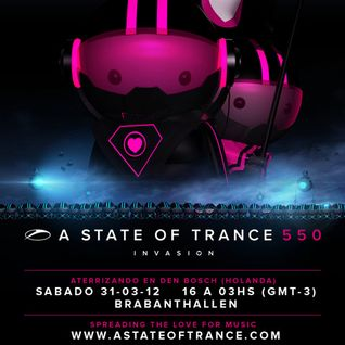 #ASOT550 - Emma Hewitt - Live at Brabanthallen in Netherlands (31.03.2012)
