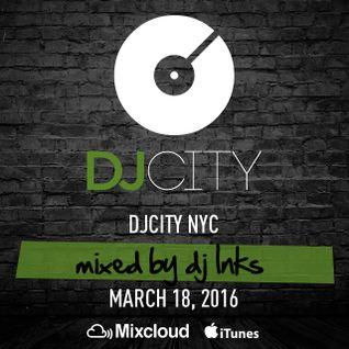 DJ LNKS - Friday Fix - Mar. 18, 2016