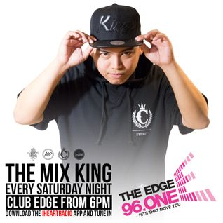 THE EDGE 96.1fm - AUGUST 22 2015
