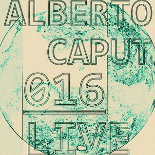016 Alberto Caput - Live March 2014