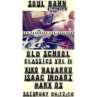 Mark Os - Old School Classics 4 @ SoulBahn - 04/12/10 - Part1 - Opening
