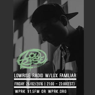 LowRise Radio w/Lux Familiar 26/02/2016
