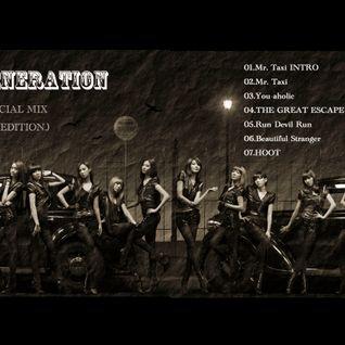 Girl's Genelation Unofficial Mix(JAPAN EDITON)