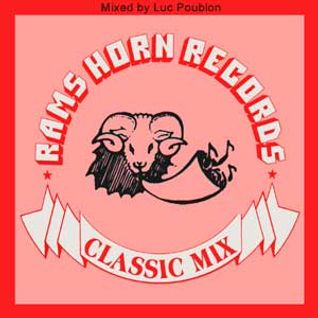 Rams Horn Classic Mix mixed by Luc Poublon