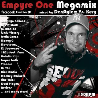 Empyre One Megamix ( mixed by DenStylerz vs. Kery ) [ HANDS UP MIX ]