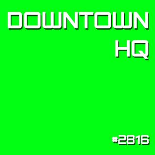 Downtown HQ #2816 (Radio Show with DJ Ramon Baron)