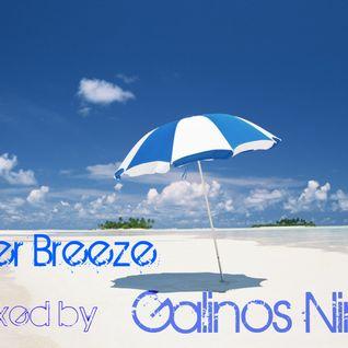 Summer Breeze House set mixed by Galinos Ninos