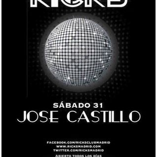 José Castillo @ Ricks Club -  January 2015