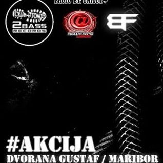 Akcija - Straight Outta UK / DS2B Recordings Night - Promomix by Spencah