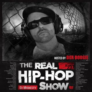 DJ MODESTY - THE REAL HIP HOP SHOW N°237 (Hosted by DOX BOOGIE)
