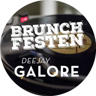 Dj Galore - The Funky Brunch Mixtape