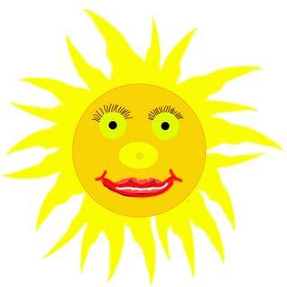 White Boy @ Sommer Sonne Sonnenschein