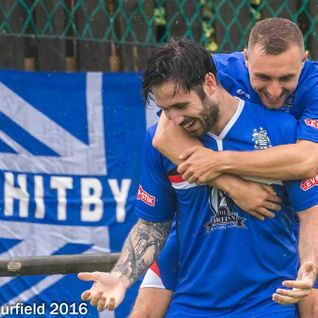 Whitby Town v Winsford United- FA Cup - 3/9/16- Full match replay