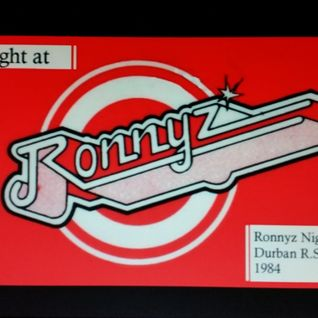 Ronnyz Night Club - Non-Stop Mix (1984-1985) Durban South Africa Hi-NRG Italo Disco 80s