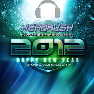 dis-engage & mike short headrushlive radio  uk core set  2012