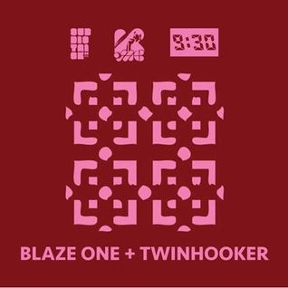 Blaze One & Twinhooker w/ Kinetiks MC live at SubDistrick (9:30 Club - Washington, DC)
