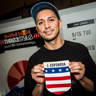 DJ J. Espinosa - USA - World Finals 2015 : Night 1