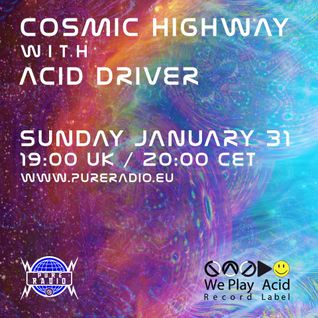 Cosmic Highway @ Pure Radi Holland 31JAN2016 (U.S.A Cut Version)
