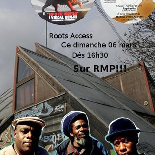 Roots Access - 2013-12-15