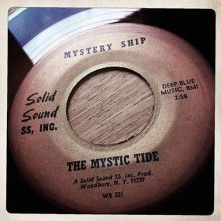 """2016/10 – """"Mystery Ship"""""""