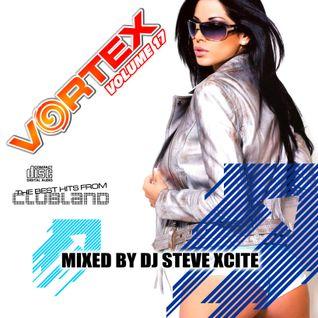Vortex Volume 17 - Mixed By Dj Steve xcite
