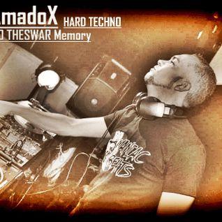 RastAmadox HARD TECHNO  + Theswar Memory +  . Set PROMO.