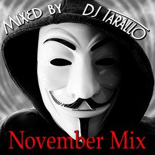 November Mix - DJ Tarallo