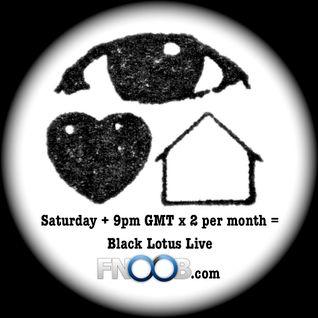 Black Lotus Live - Nov 17th (Tech-House/Techno)