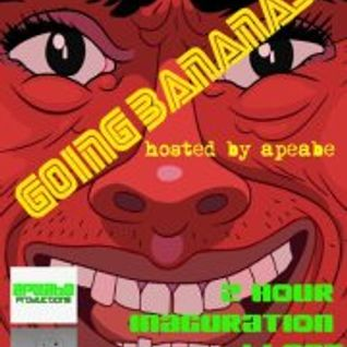 Going Bananas Radioshow 001 OCT 2011