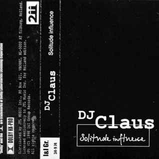 dj Claus - Solitude Influence (side B)