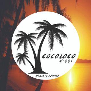 Cocoloco 001 Radioshow by Mariano Pompeo 01 - 01 - 2015