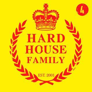 DJ Whyld - Hard House Family 004