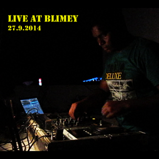 Iced Monkey Live at Blimey [27.09.2014, Bangalore]