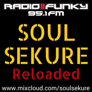 SoulSekure | Radio2funky | Fri 12-2am | 09.10.15 | Radio2funky.co.uk