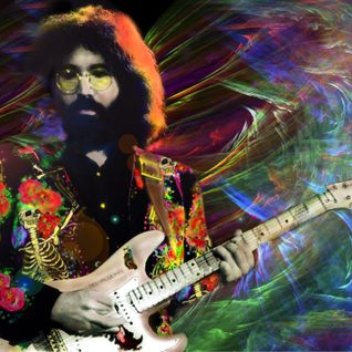"""Grateful Dead Gathering #8 - 6th Set """"Jerry On"""" by Gil Matus"""