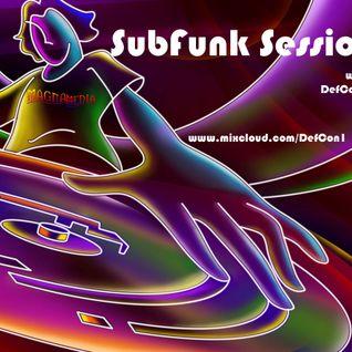 SubFunk Sessions - 25 June 2011