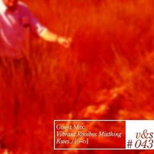 Kwes./[o=o]. mixthing5 - Vibrant Rooibos (for Vibes & Stuff Podcast)
