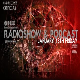 CMD Records Official Radioshow & Podcast 13th Friday January 2012