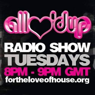 All Luv'Dup Radio Show 003 - 17052016 - JimmyBillz - www.fortheloveofhouse.org